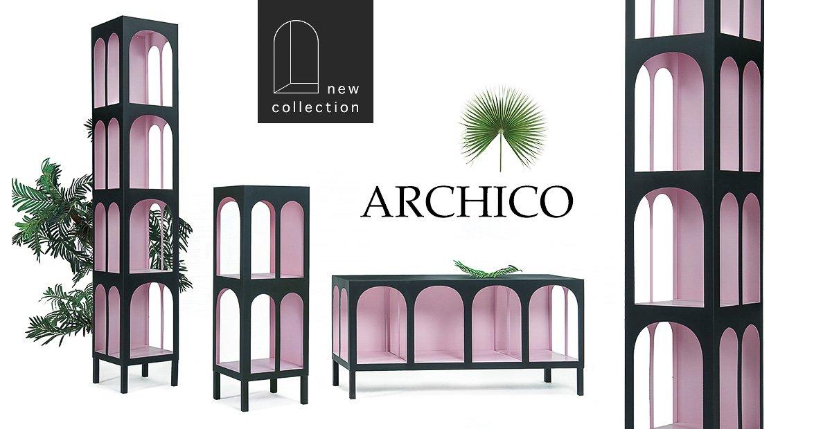 Новая коллекция ARCHICO