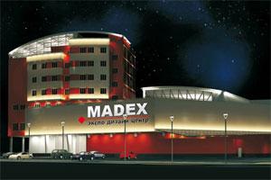 Madex экспо дизайн центр
