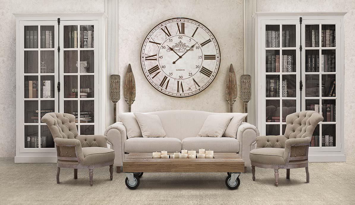 Классическая мебель, мебель Прованс и Кантри