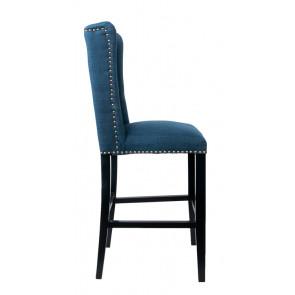 Барный стул Skipton blue