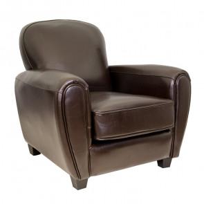 Кресло кожаное Flog