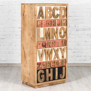 Комод Alphabet