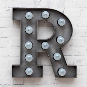 Светильник буква (в ассортименте)