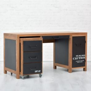 Письменный стол с тумбочкой Newton