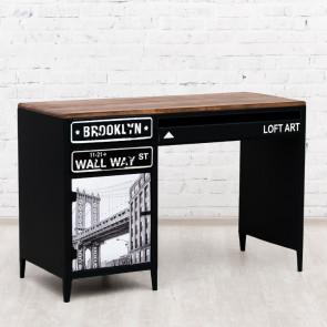 Письменный стол Black & White