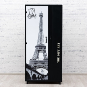 Платяной шкаф Black & White