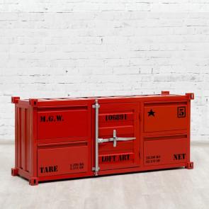 Тумба Sea Container HQ 4 ящика