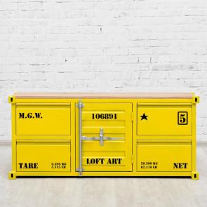Тумба 4 ящика Sea Container