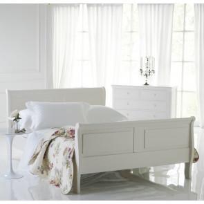 Двуспальная кровать Aurora Queen size