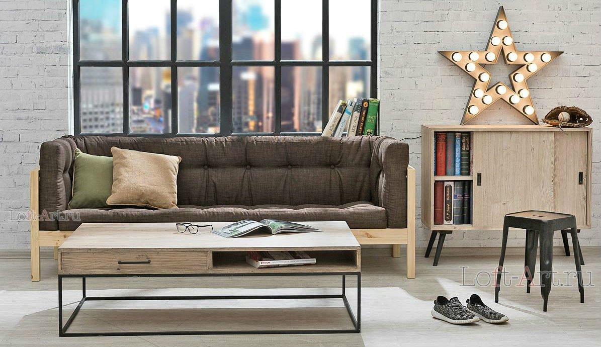 Стиль Скандинавии в мебели